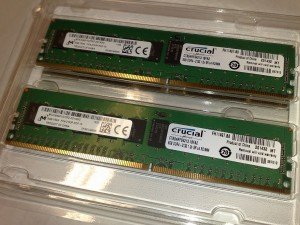 Aumentar memoria de PC