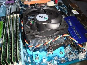 Cambiar procesador en computadora